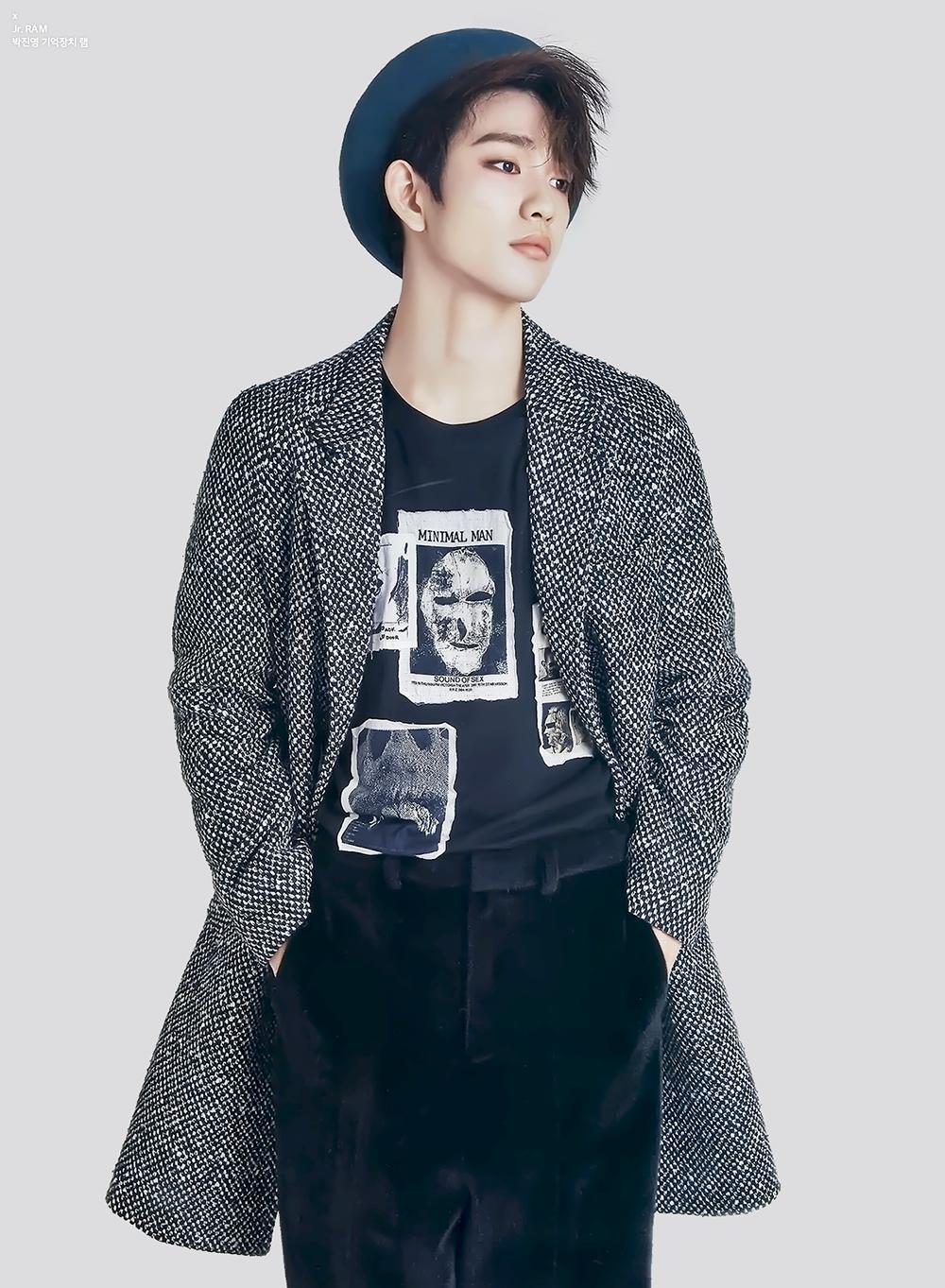 ;; CeCi Korea Magazine (July Issue). . #갓세븐 ... |Jackson Got7 Ceci