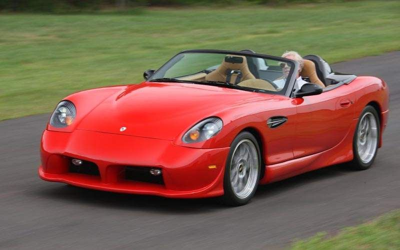 Panoz Esperante Dumbest Name For A Car Google Tells Us This Esperanto Is A Constructed International Auxiliary Language With An Car Roadsters Cool Cars