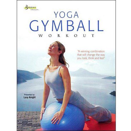 yoga gymball workout athomeworkouts  at home workouts