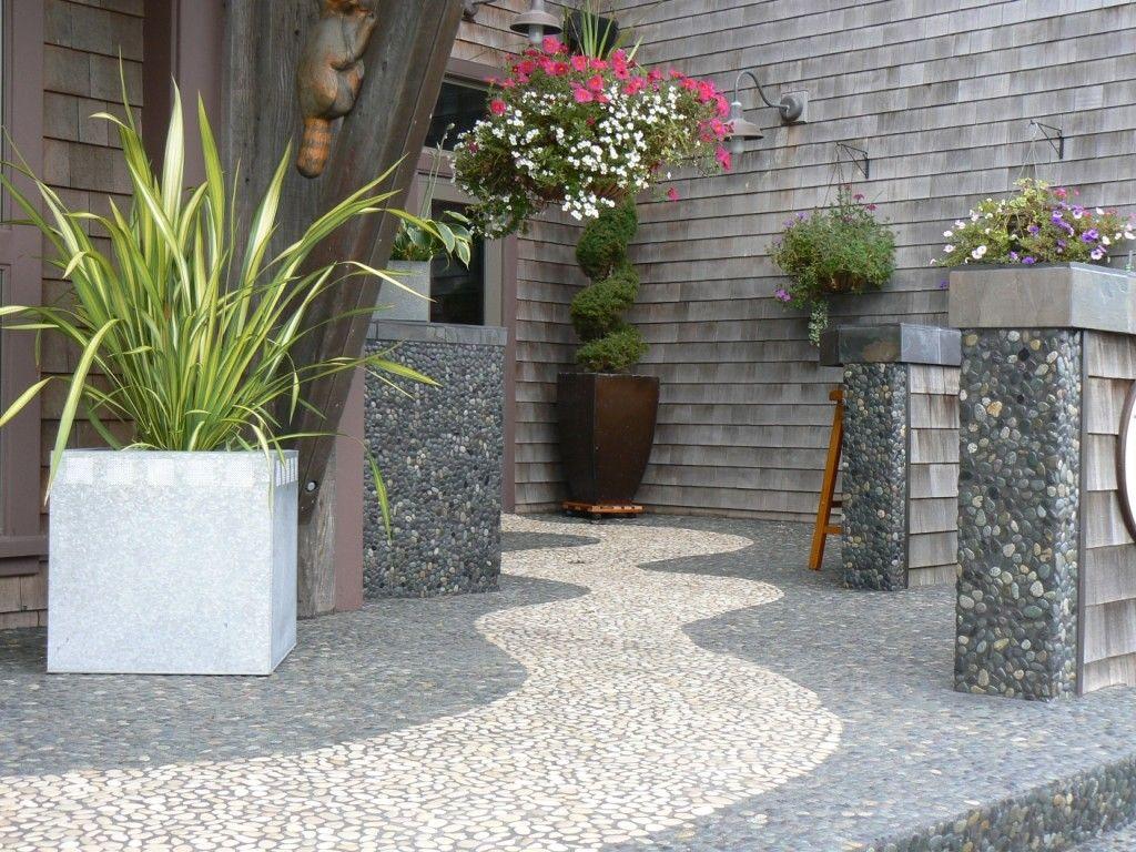 Pebble mosaic designs wonderful exterior pebble tile designs pebble mosaic designs wonderful exterior pebble tile designs stone shower floorpebble dailygadgetfo Gallery