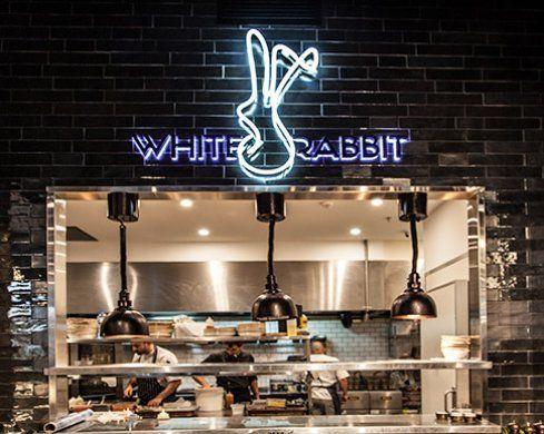 White Rabbit White Rabbit White