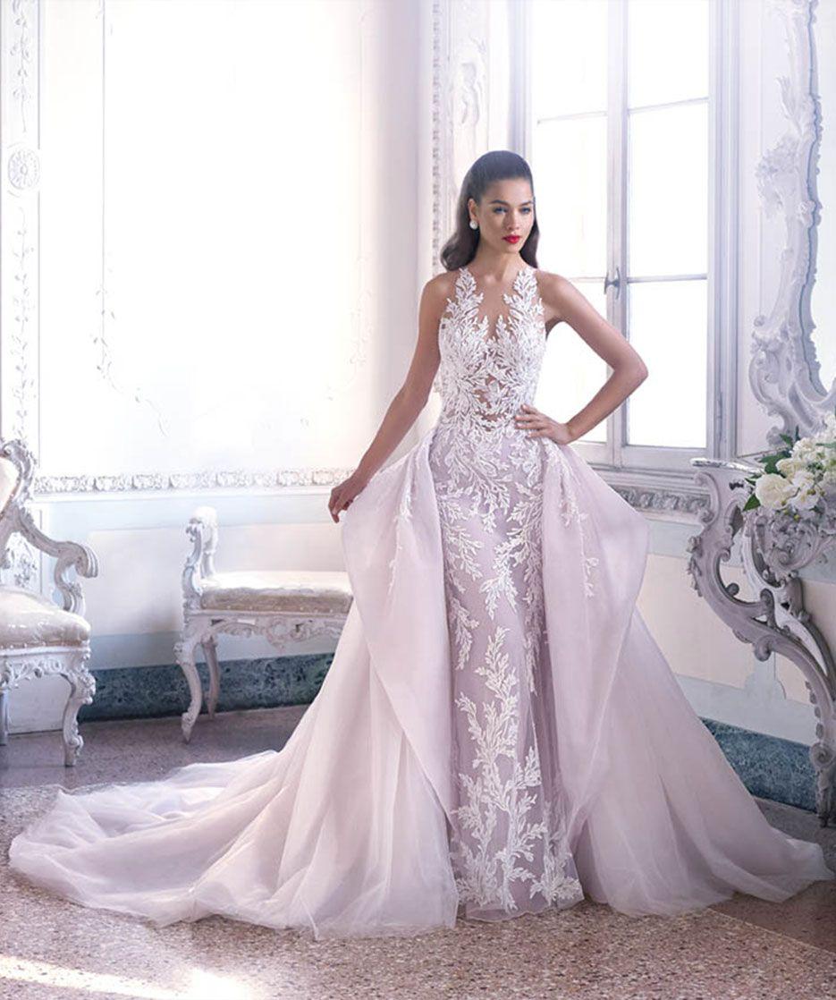 Platinum by demetrios wedding dress style dp louise