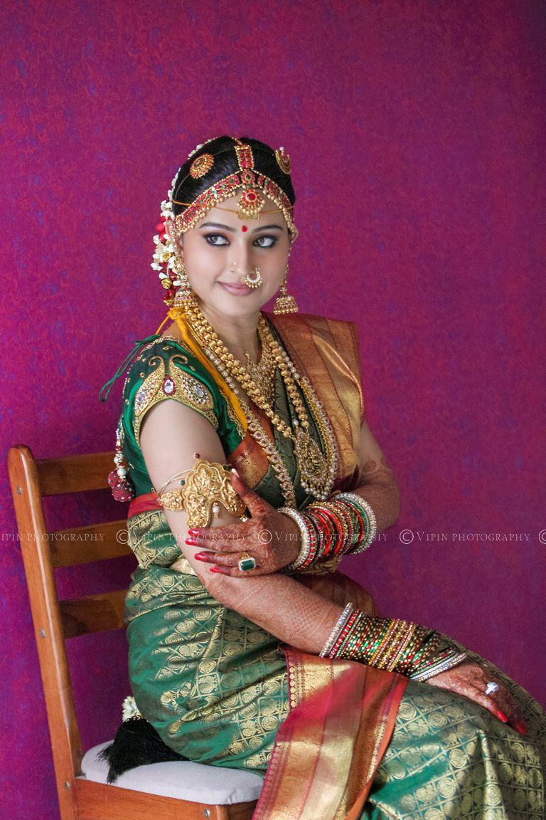 Beautiful myindia wedding pinterest south indian bride