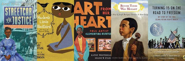 Photo of 22 Books That Celebrate Lesser-Known African Americans and Their Contributions to History | Brightly
