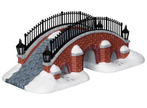 Cold Creek Bridge at Menards® | Miniature Village ideas ...