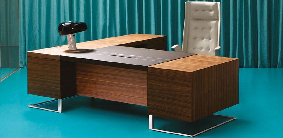 Design Desk Deck Team Leader By Estel Designer Jorge Pensi Desk Design Office Desk Designs Office Cabin Design