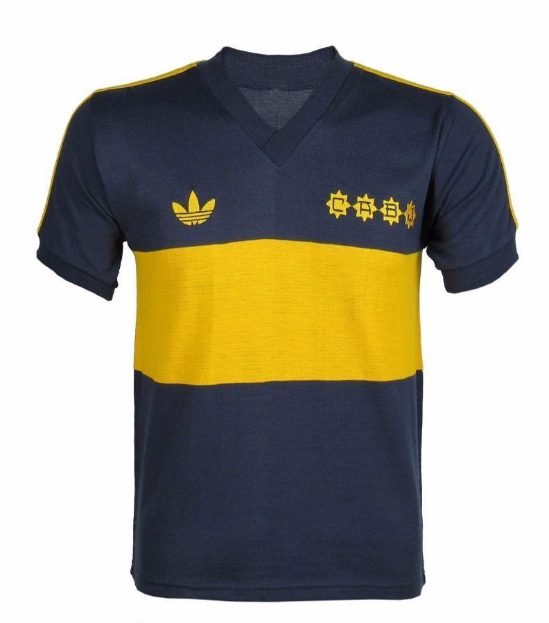 e863324a2f0 CA Boca Juniors MARADONA Argentina Retro Jersey Brazil Soccer Football  Maglia