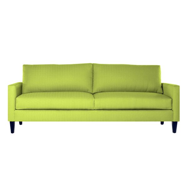 Clark Apartment Size Sofa From Kyle Schuneman Choice Of Fabrics