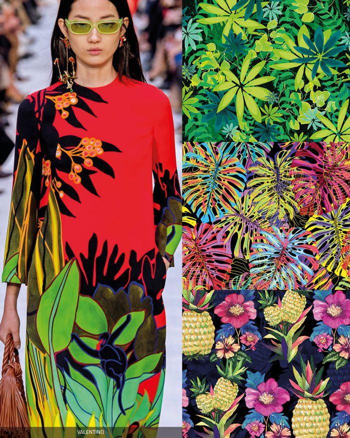 Spring/Summer 2020 Catwalk Print & Pattern Trend Report