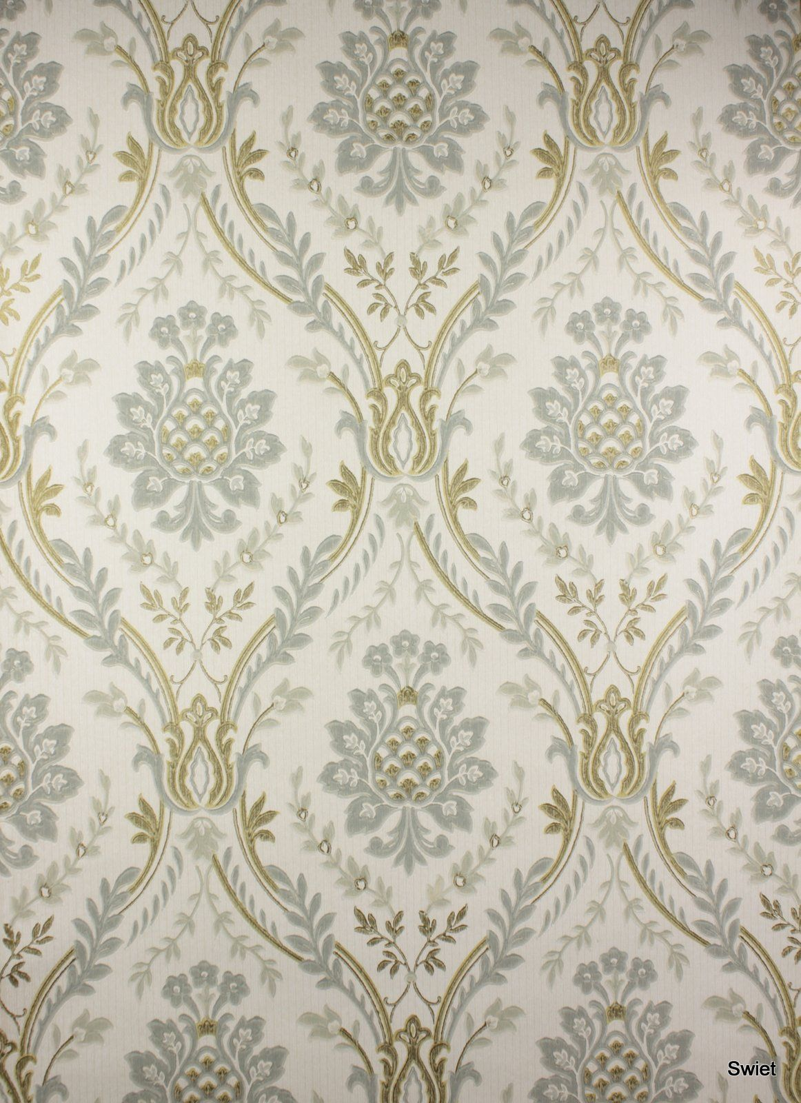 Swiet Behang Behang Swiet Damask 2019 Wallpaper Damask Ve Wall
