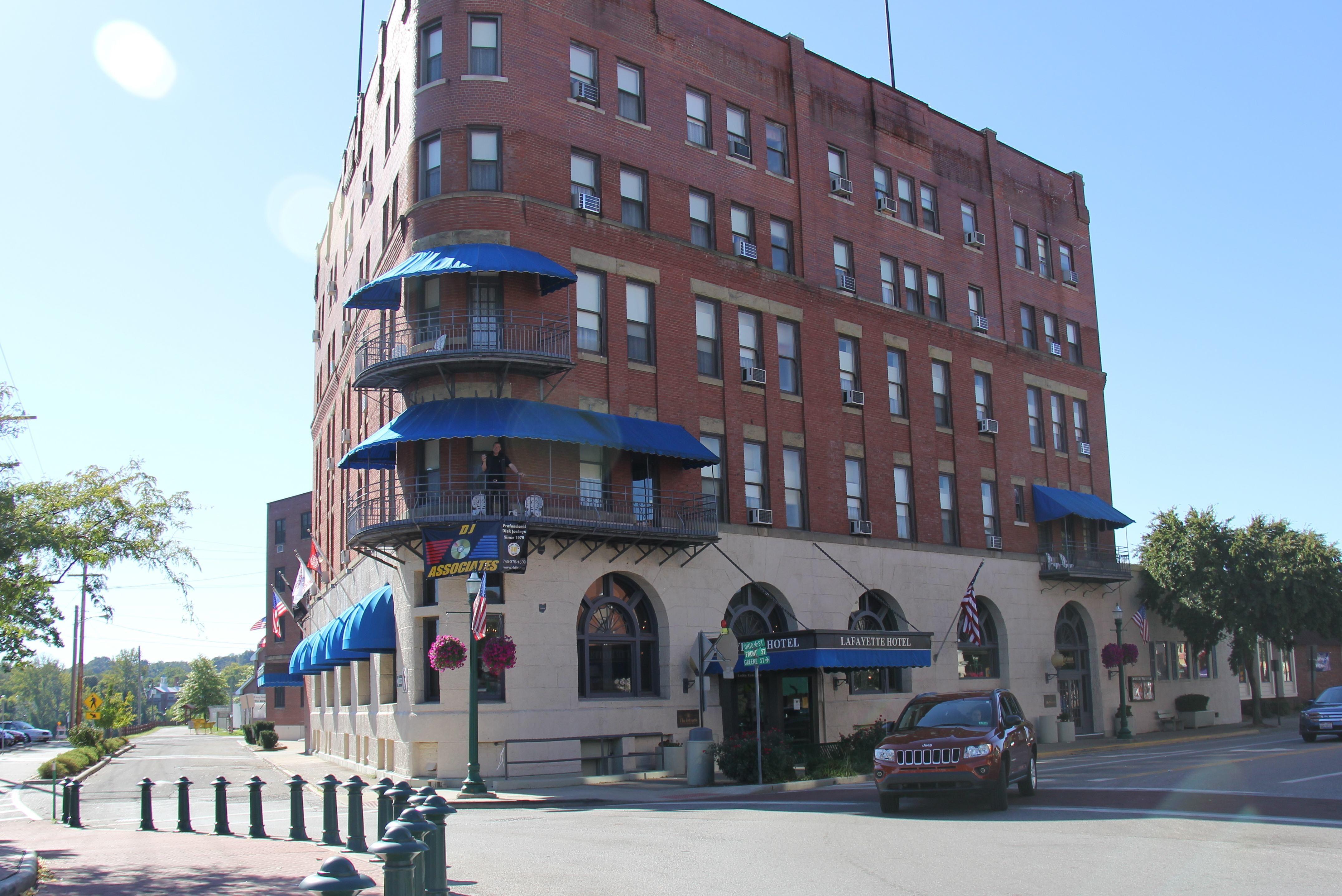 Lafayette Hotel Pics Marietta Ohio