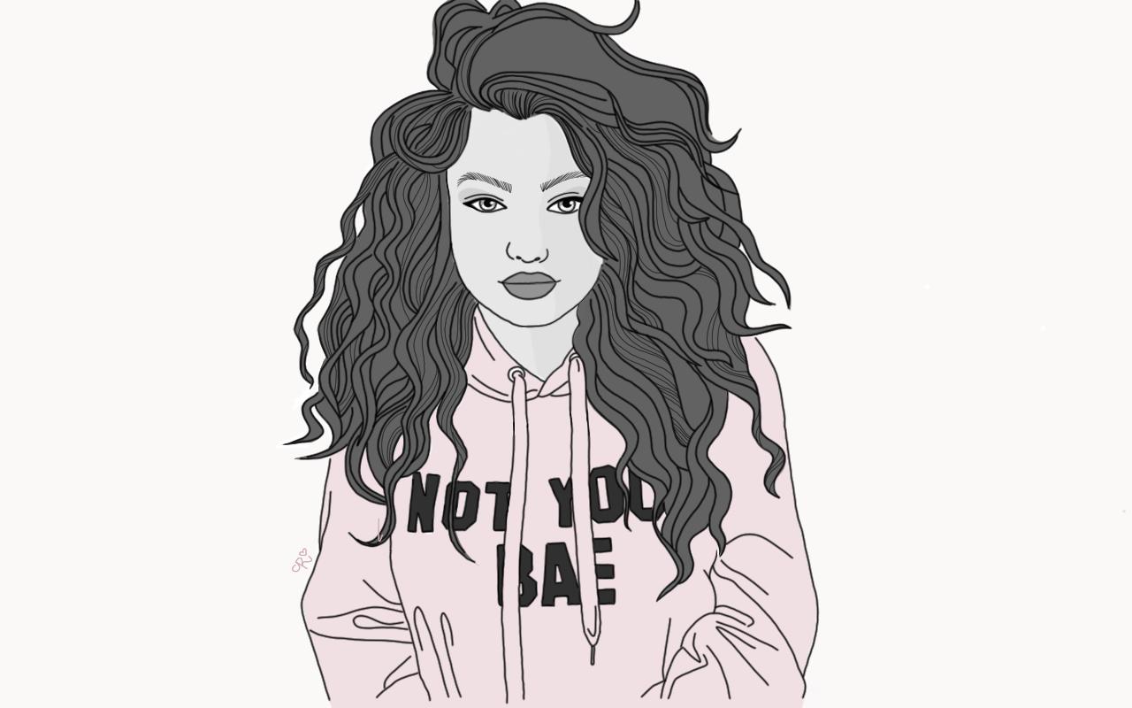 Baddie Aesthetic Tumblr Drawings