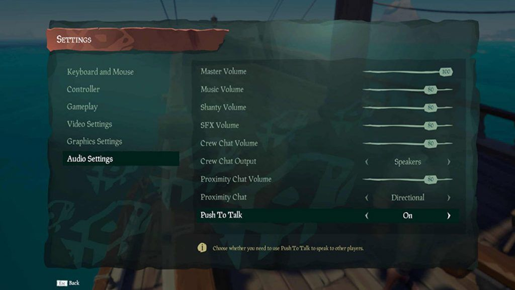 Here is How to Fix Sea of Thieves Voice Chat Not Working