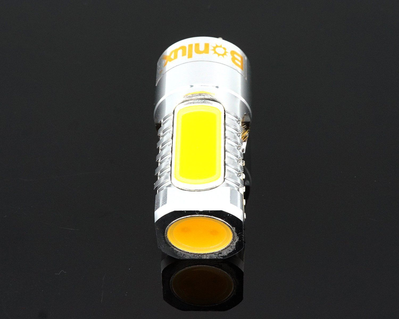 Bonlux 2 Pack 5 Watt 12 Volt Gy6 35 G6 35 Bi Pin Jc Type Led Light