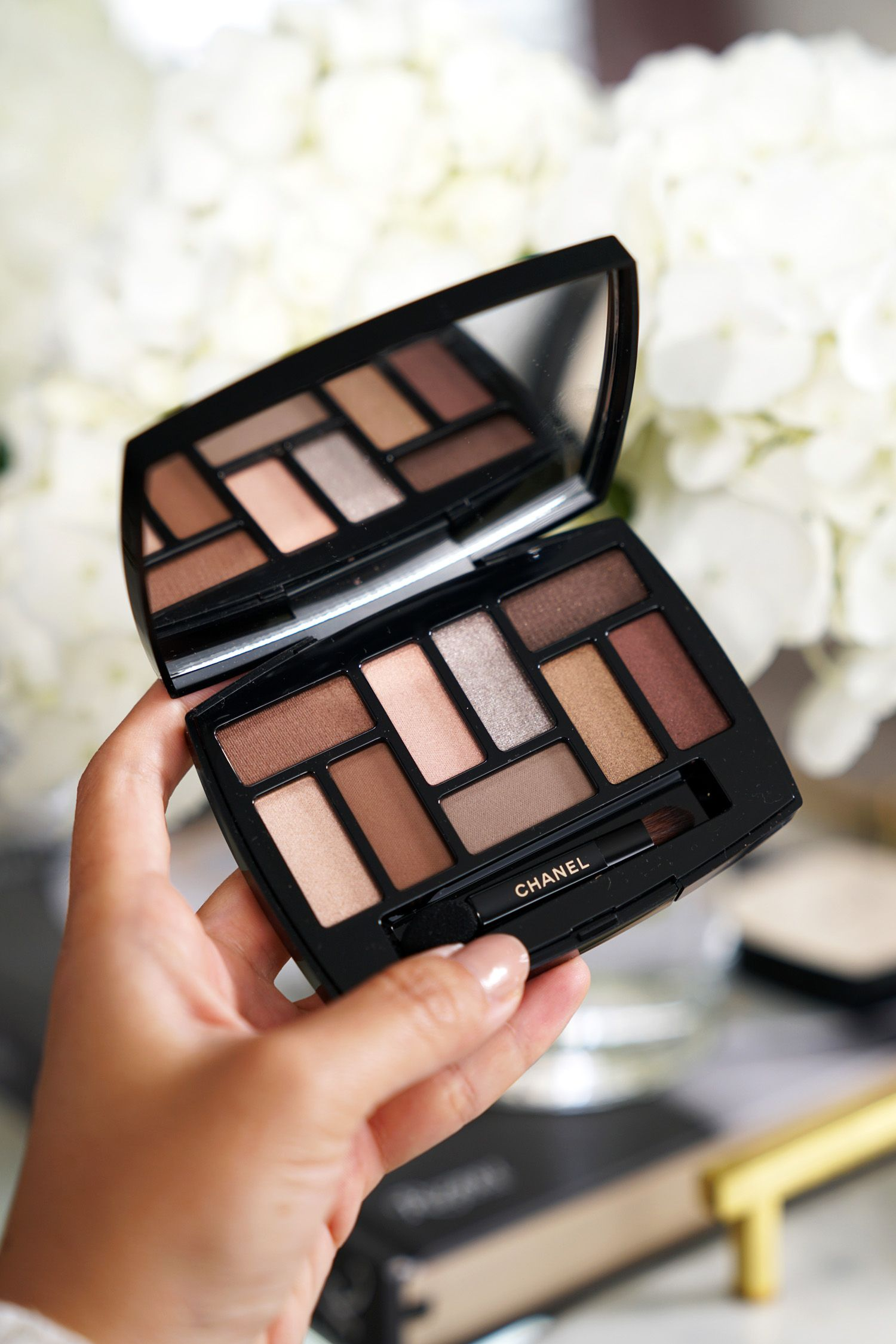 Chanel Les Beiges Eyeshadow Palettes Les Indispensables