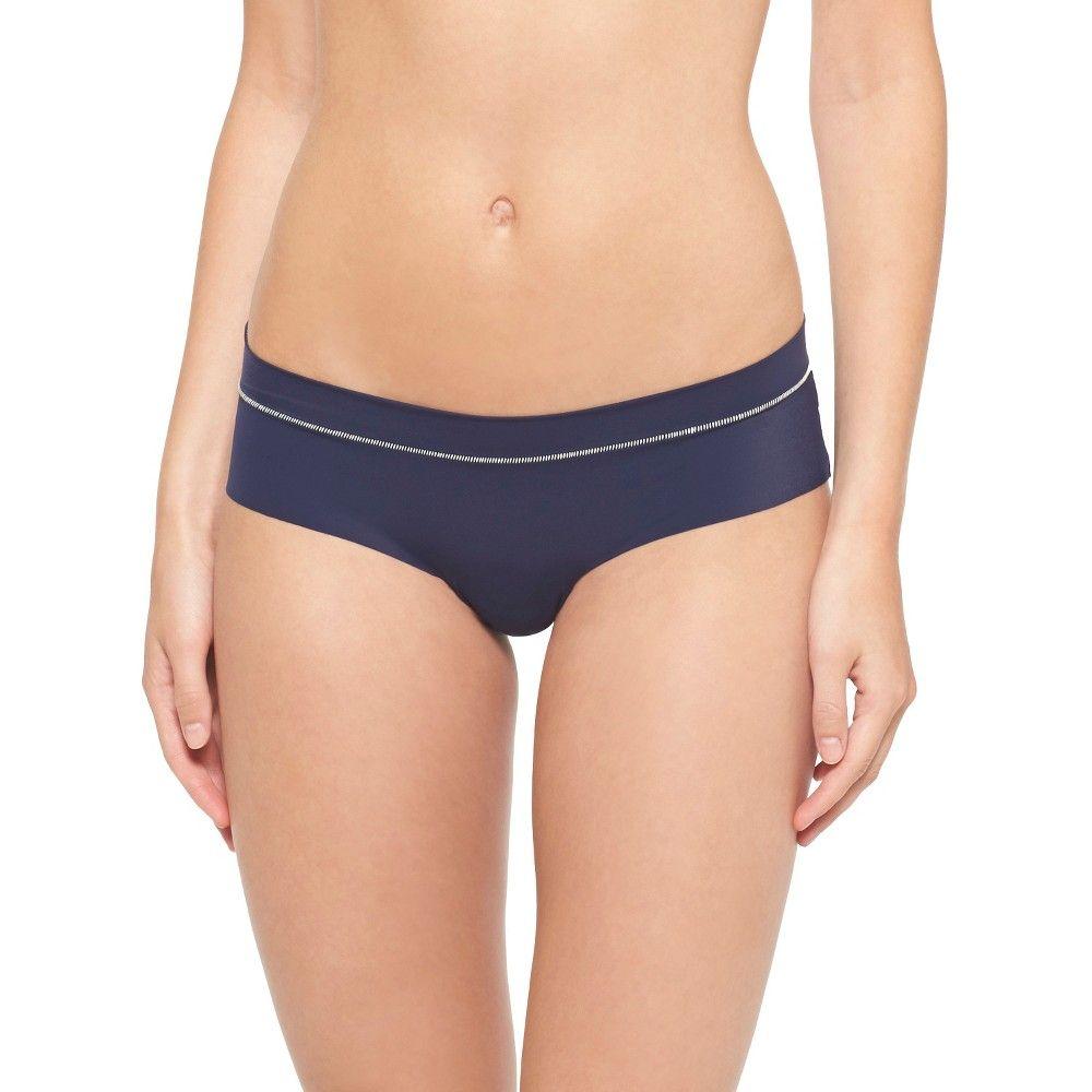4e01fe16ec72 Women's Laser Cut Hipster Oxford Blue XS - Xhilaration | Products ...