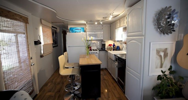 Total Trailer Remodel