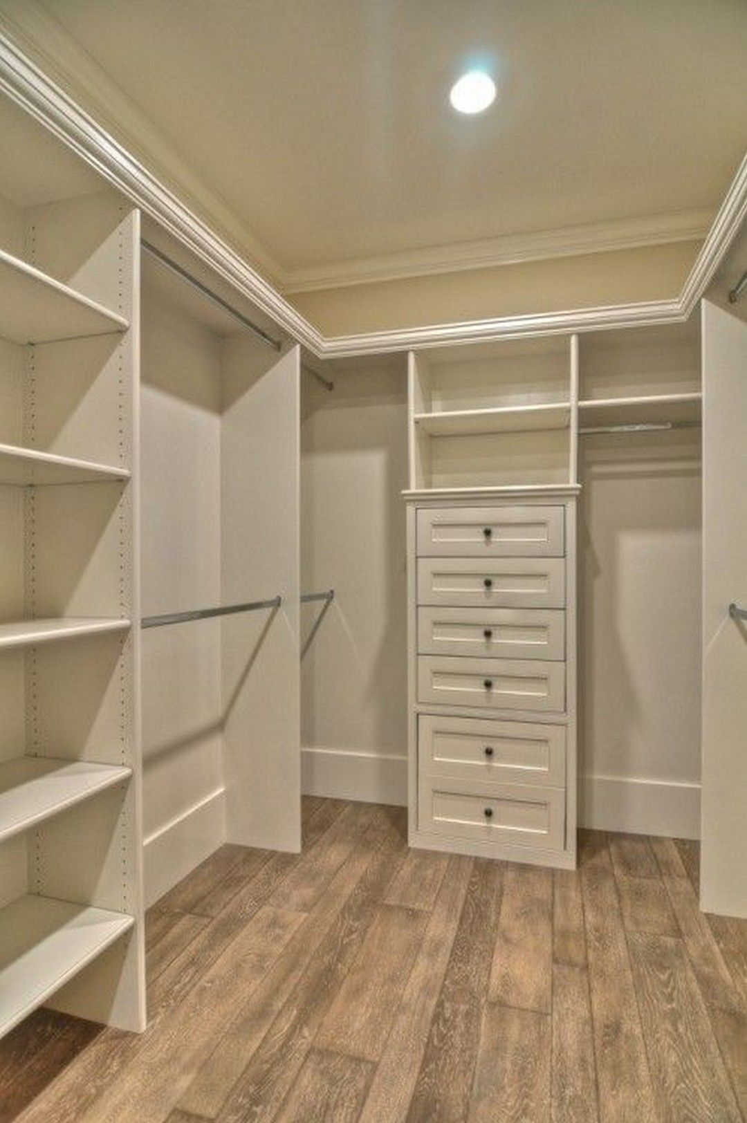 Easy Ways To Make A Small Closets More Functional (16
