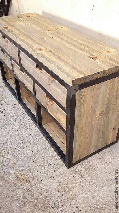 11 Beautiful Rustic Industrial Loft Ideas Vintage Industrial Furniture Industrial Furniture Rustic Furniture