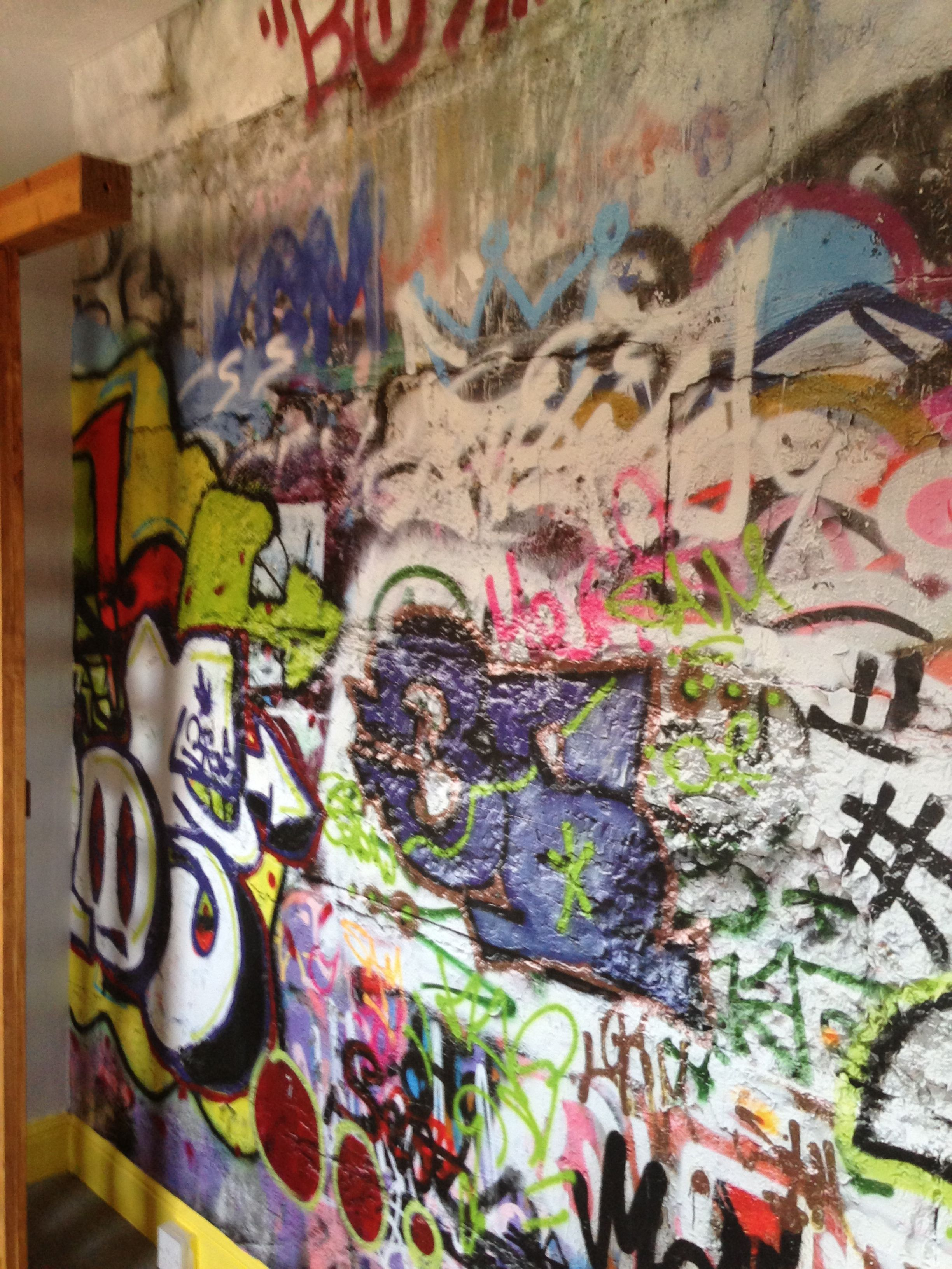 Graffiti Wallpaper For Boys Bedroom Kid Wallpaper