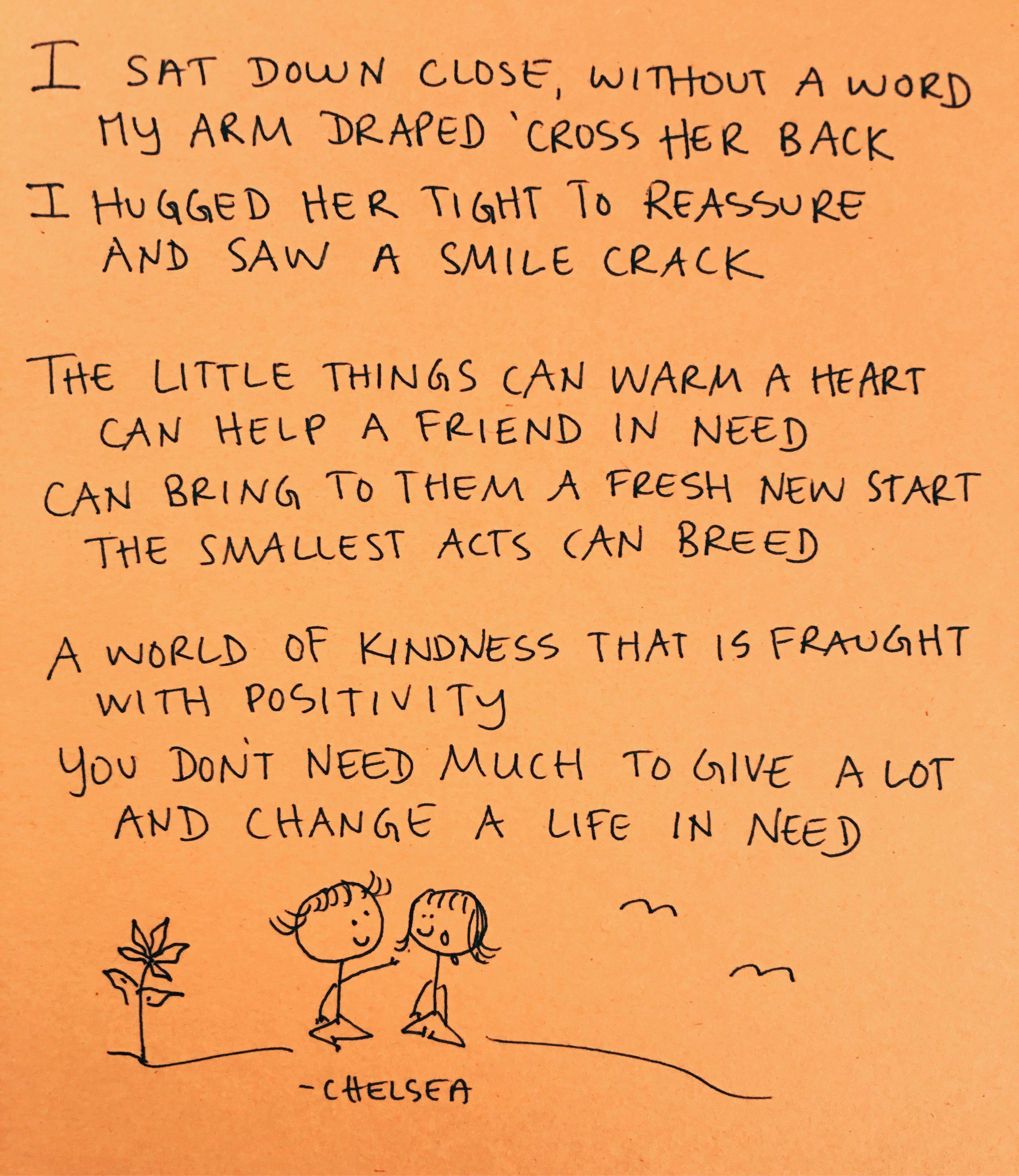 Hard Times Poem Inspirational