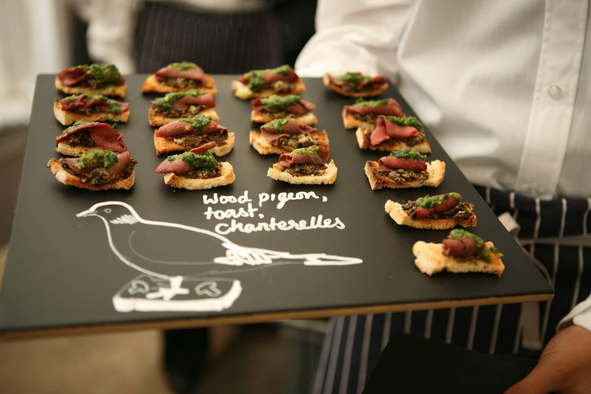 Lottie Hope London Based Photographer Food Food Presentation Wedding Food Drink