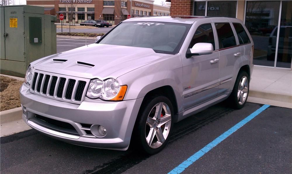 2006 Jeep Grand Cherokee Srt8 Custom Jeep Grand Cherokee 2006 Jeep Grand Cherokee Jeep Srt8