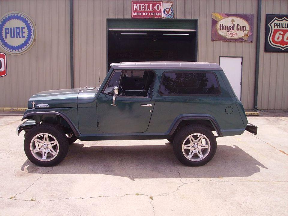 1969 Jeep Commando for sale 100774512 Do you know were