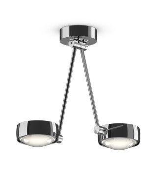 Occhio Sento E LED Soffitto Due Up drehbar 30 cm | Lampen ...