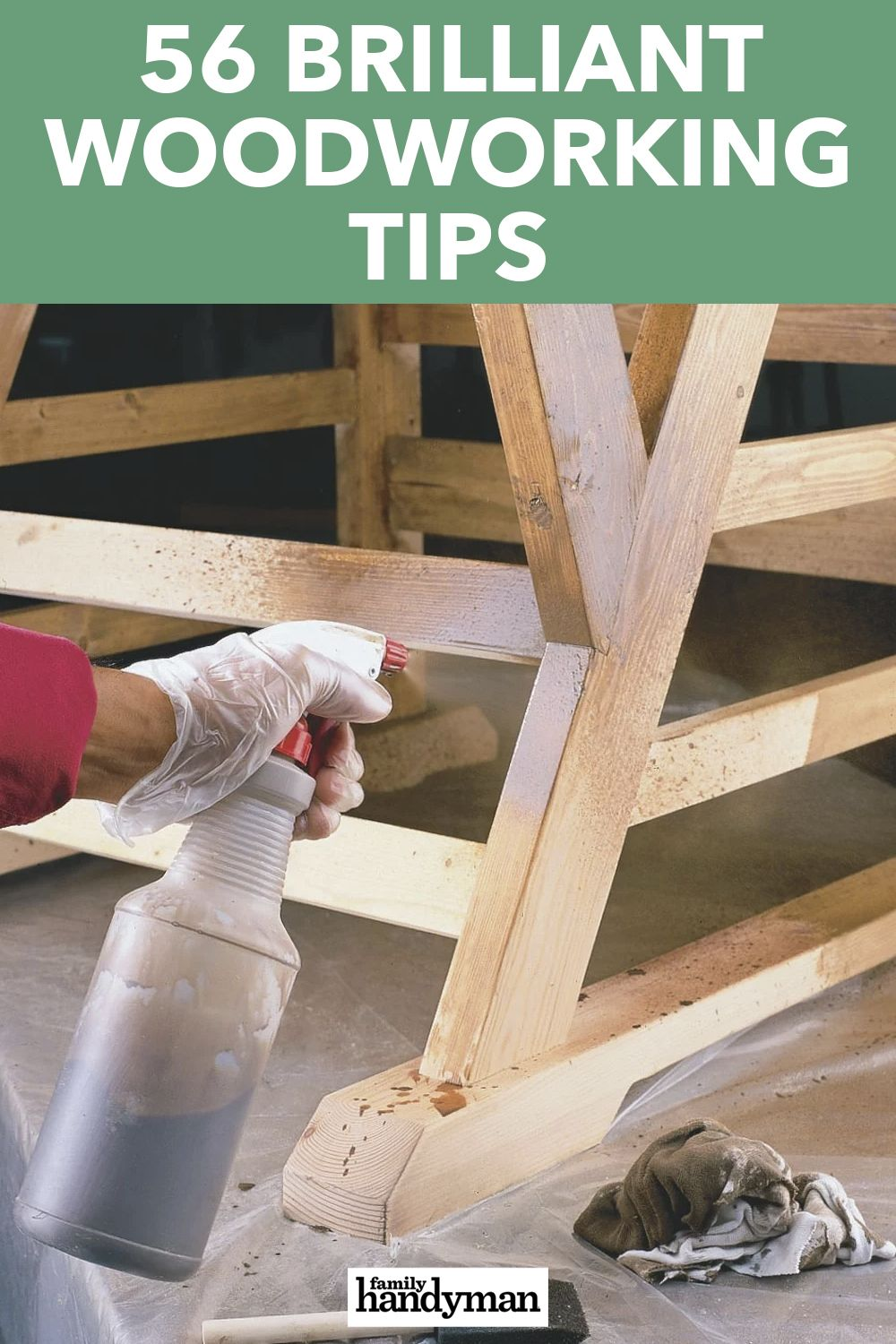 Photo of 56 Brilliant Woodworking Tips