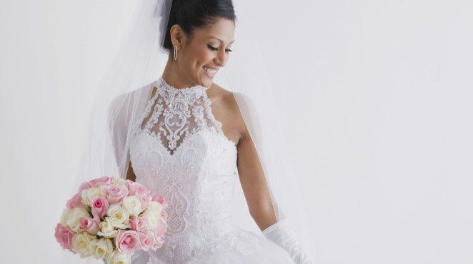 brautstrauß - Welcher Brautstrauß passt zu welchem Kleid?