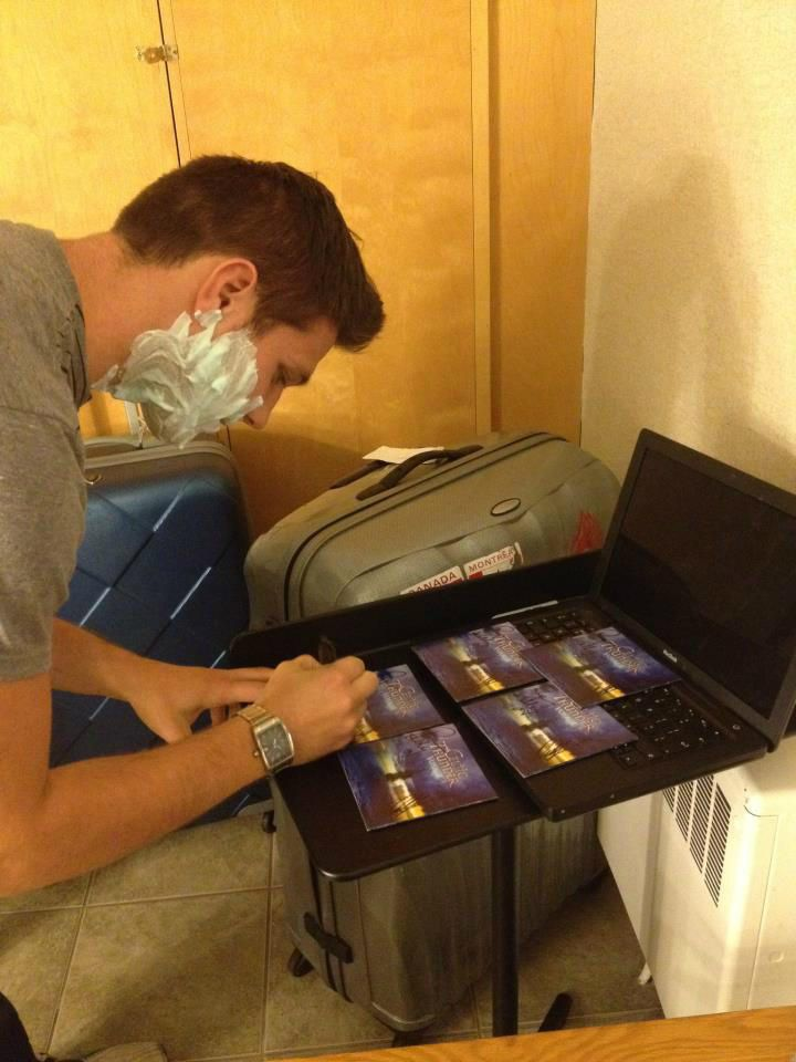 Twitter / celticCK: Efficiency!!! Who said men can't multi-task??