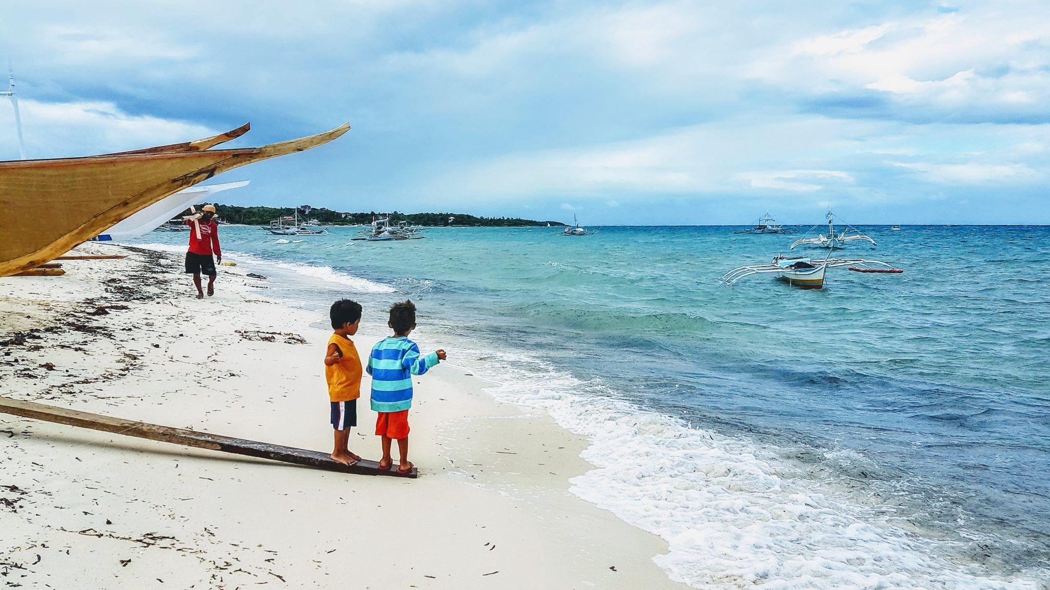 bijbehorende eilanden. Cebu is