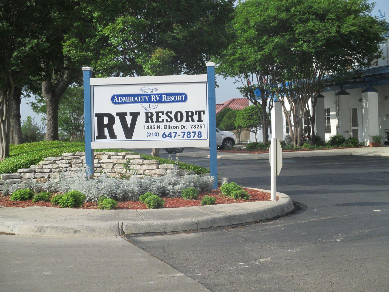 Rv Park - Admiralty Rv Resort | Rv parks, Top resorts, Resort