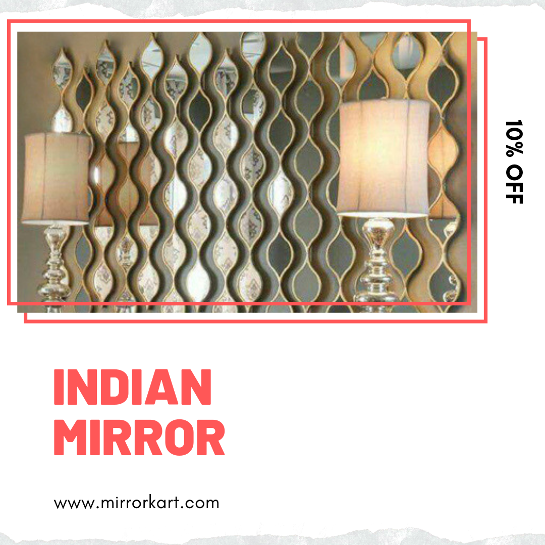 Pin by MirrorKart - India's Exclusive on Indian Mirrors ...