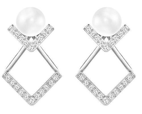9a13298260599 SWAROVSKI Christie Pierced Earring Jackets #gracecojewels ...