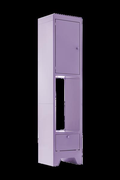 crazy shaped lockers