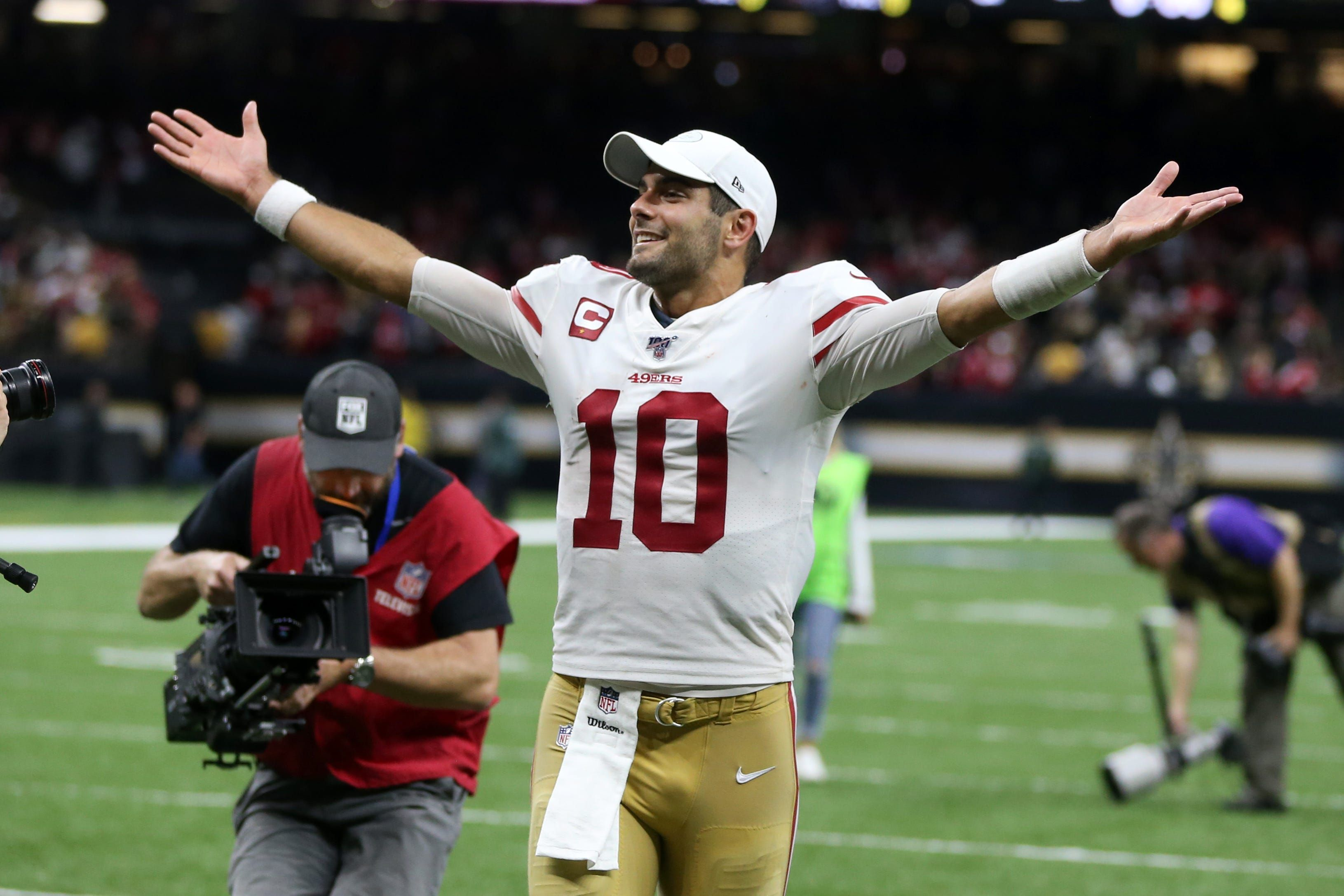 NFL playoff picture after Week 14 49ers Packers replace