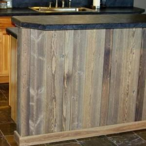 Ghost Wood 6 In X 96 In Silver City Shiplap Siding