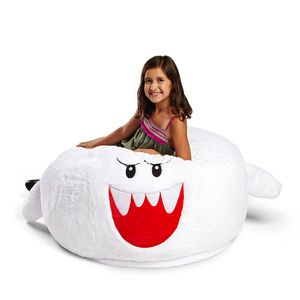 Nintendo Super Mario Boo Bean Bag Chair images
