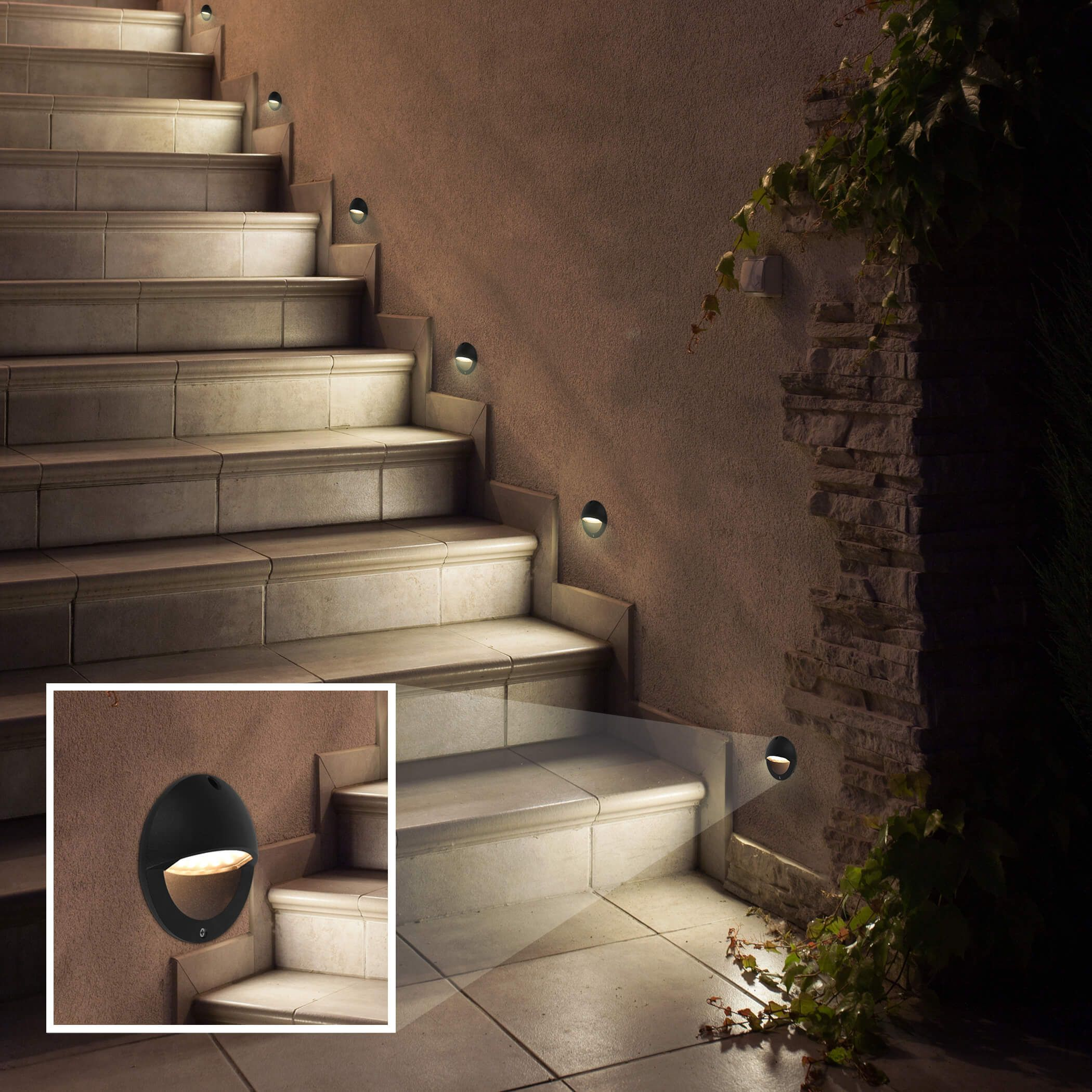 2019 Lighting Design Trends Step Lighting Outdoor Led Step Lights Step Lighting