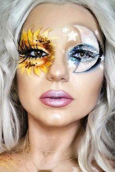Photo of 6 Halloween-Make-up-Ideen, die wir von Pinterest stehlen
