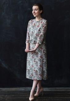 0b268819385 шерстяное платье