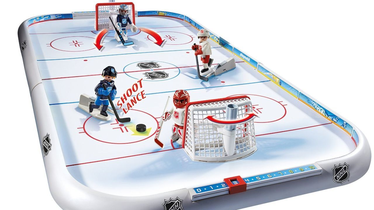 The Best Selling Toys On Amazon Right Now Hockey Arena Nhl Hockey Kids Play Set
