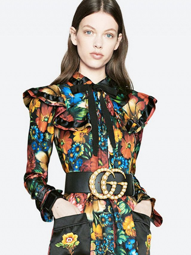 dd10202a2e5 We won t judge you for the excitement you re about to feel for this Gucci  belt. Yes
