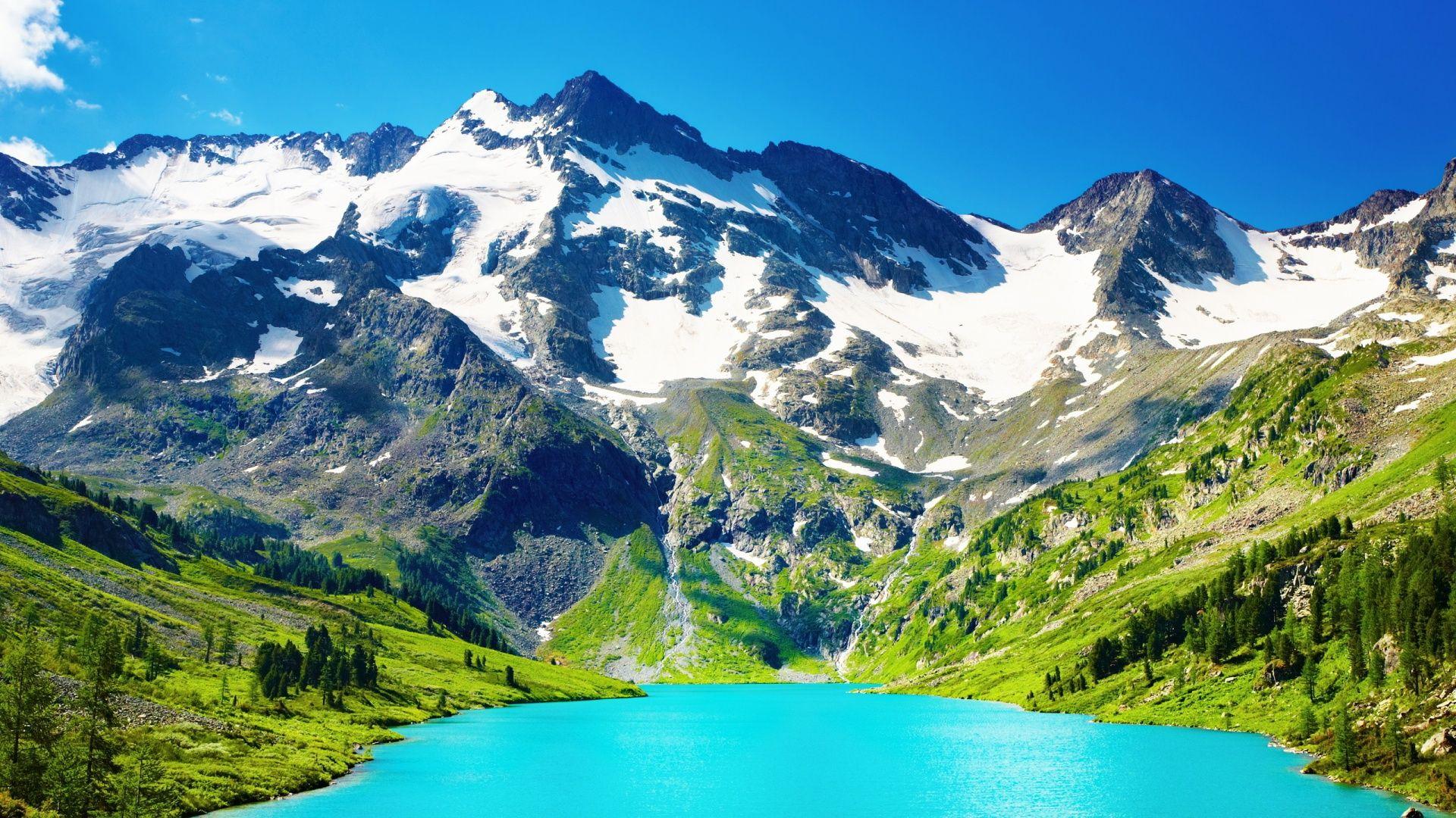 Blue lake mountain mountains pinterest image search and lakes blue lake mountain voltagebd Images