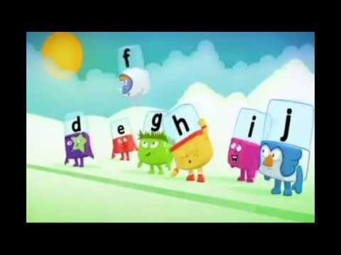 ALPHABLOCKS Series 1 | Education---Alphabet Worksheets and Centers ...