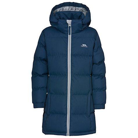 f41d6f0b84e4 Buy Trespass Girls  Padded Bubble Jacket