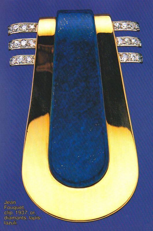 Bijoux Jean DESPRES et bijoutiers modernes - Bijoux Art Déco ...