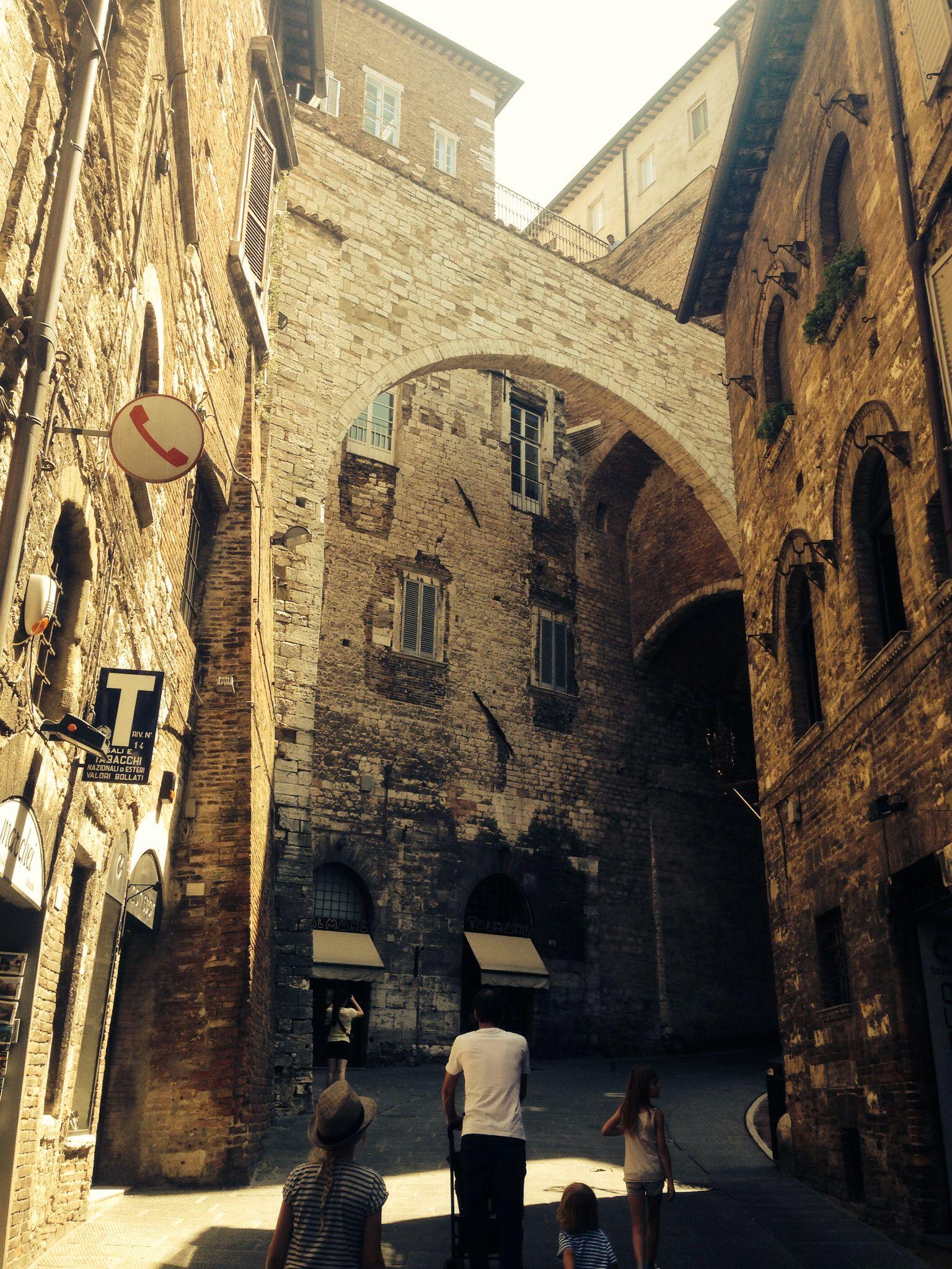Perugia Italië